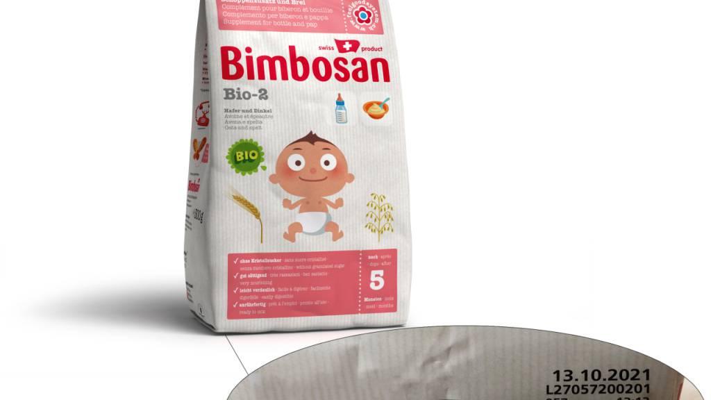 Bundesamt für Lebensmittel warnt vor Konsum von «Bio-Hosana»