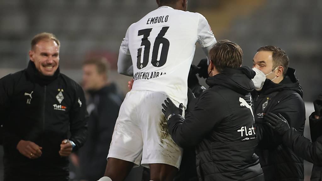 Schalke verliert auch unter Christian Gross: 0:3 bei Hertha Berlin