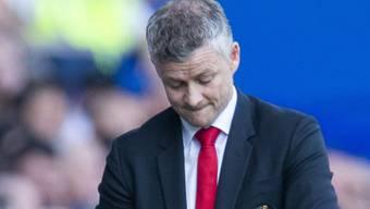 Die Zeit wird knapp für Manchester United und Trainer Solskjaers Angriff auf die Champions-League-Plätze