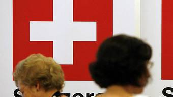 Statt E-Voting erhalten Auslandschweizer ab 1. November auch eigenes Gesetz.