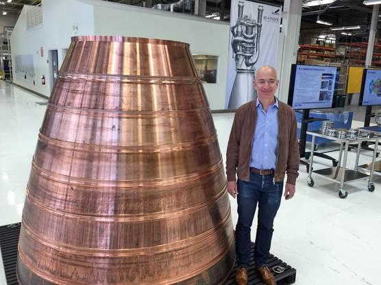 Beim Entwickeln von Landemodulen hat Jeff Bezos die Nase vorn.