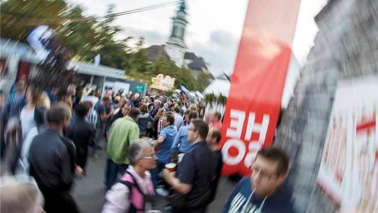 Zehn Tage lang drehte sich in Solothurn wieder alles um die Herbstmesse HESO.