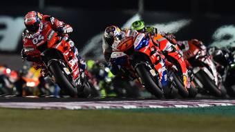 Die Motorrad-WM-Rennen von Austin wurden vom April in den November verlegt