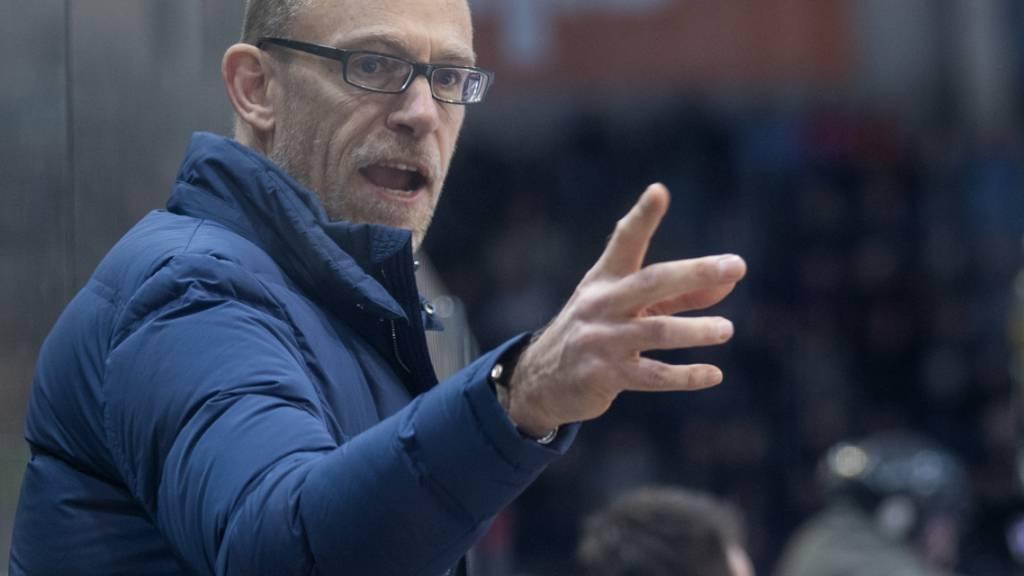 Kanadischer Flügel für SCB-Trainer Kossmann