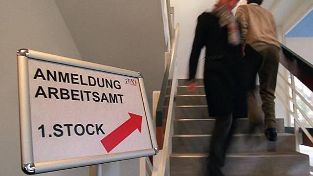 Arbeitslosigkeit nimmt europaweit zu
