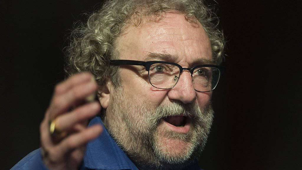 Regisseur Christoph Marthaler eröffnet im Herbst die Saison an der Berliner Volksbühne mit einem «Happening» unter dem Titel «Bekannte Gefühle, gemischte Gesichter». (Archivbild)