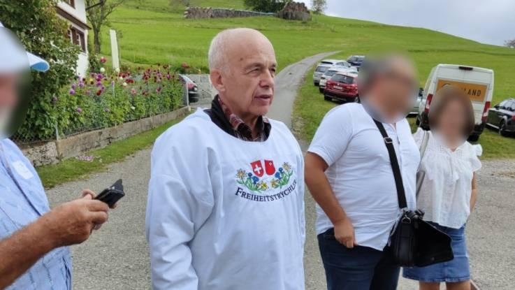 Gesamtbundesrat kommentiert Maurers Trychler-Auftritt nicht