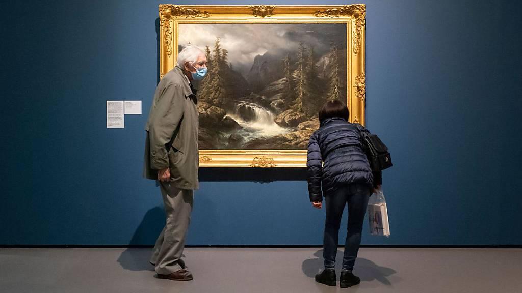 Kunsthaus Zürich: «Im Herzen wild. Die Romantik in der Schweiz»