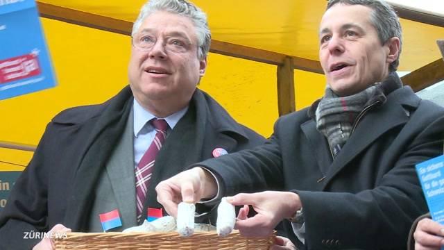 Zürcher Stadtrat gegen 2. Gotthardröhre