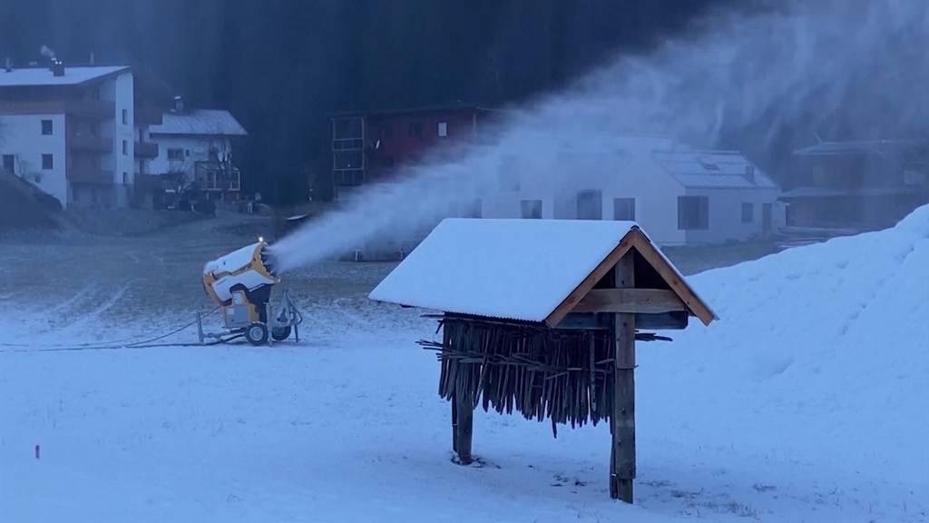 Skisaison: Hoteliers müssen hoffen