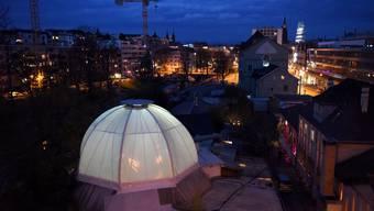 Die Ausgehstadt Basel hat sich ohne sie arrangiert: Die Kuppel (Archiv)