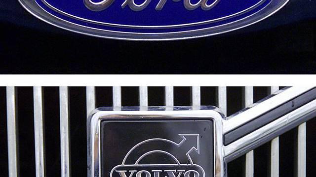 Volvo wird von Ford an chinesischen Autokonzern Geeley verkauft