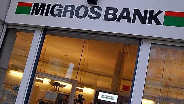 Migros Bank mit weniger Bruttoerfolg