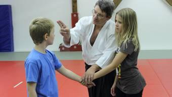 Grenchner Ferienpass: Aikido