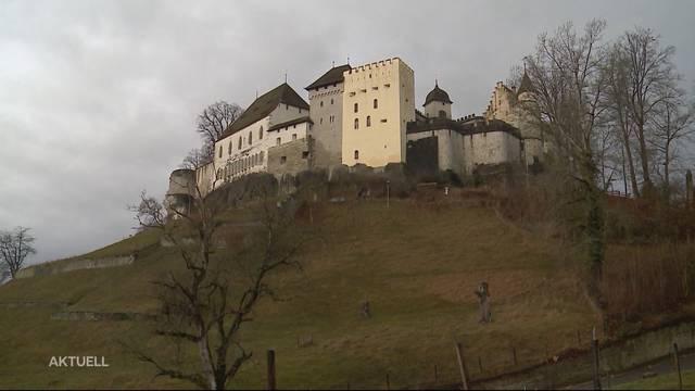 Christine Ziegler und René Marty sind die neue Herrschaft auf Schloss Lenzburg