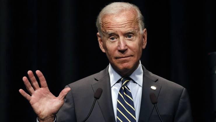 Joe Biden (AP Photo/Charlie Neibergall)
