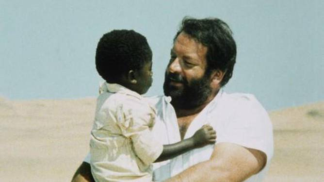Plattfuss in Afrika