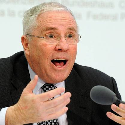 Ex-Bundesrat Christoph Blocher (Archiv)