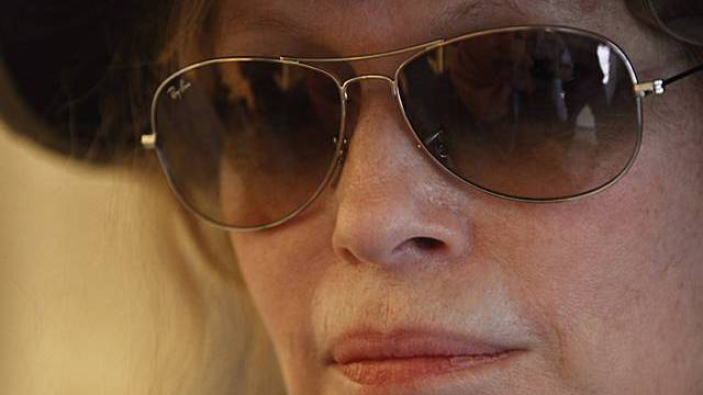 US-Schauspielerin Mia Farrow (Archiv)