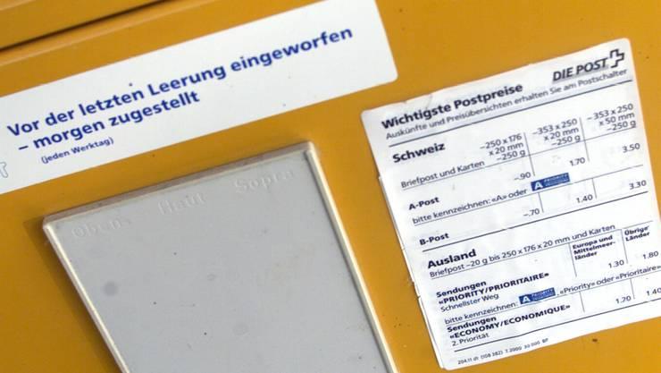 Neu wird es bei der Gemeindeverwaltung Deitingen einen Briefkasten geben.