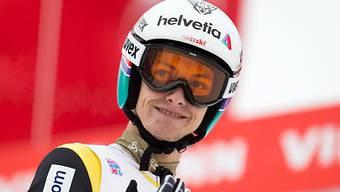Gregor Deschwanden sicherte sich in Wisla erneut Weltcup-Punkte
