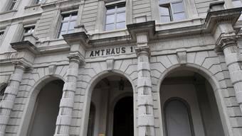 Gerangel um die Amtsrichterämter im Solothurner Amthaus 1.