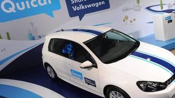 Das Car-Sharing entspricht einem neuen Trend (Archiv)