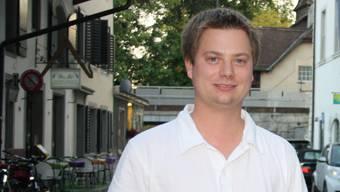 Pascal Walter will den Jugendprojektfonds bekannter machen.