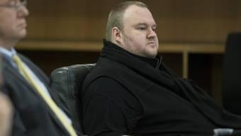 Kämpft gegen seine Auslieferung von Neuseeland in die USA: der mutmassliche deutsche Internetbetrüger Kim Dotcom. (Archivbild)