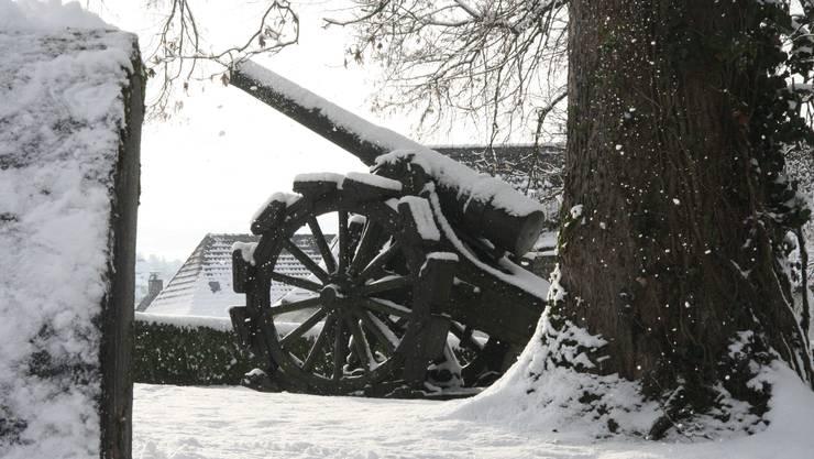 General Winter hatte vor einem Jahr im Januar Solothurn fest im Griff. Solche Bilder sind aktuell nicht zu erwarten.