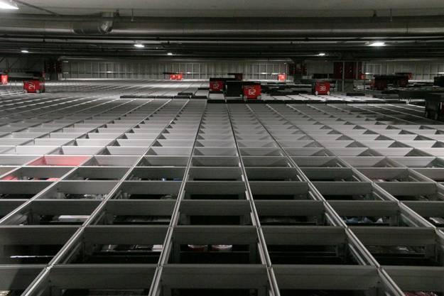 Die neue Anlage in Willisau ist weltweit die grösste dieser Art