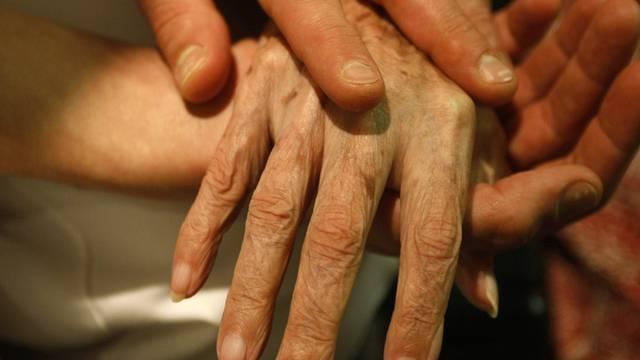 """Das Forschungsprogramm """"Lebensende"""" wurde 2010 vom Bund in Auftrag gegeben. (Symbolbild)"""