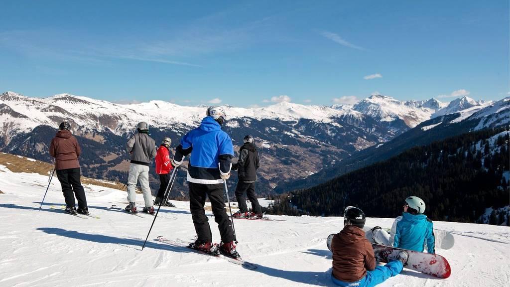 Das Skigebiet Tschiertschen steht vor einer ungewissen Zukunft.