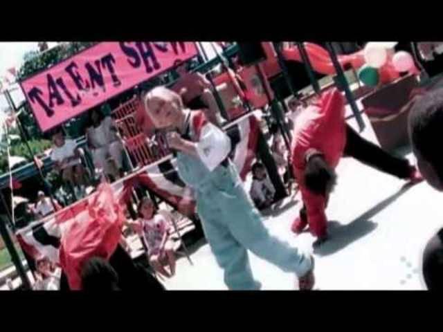 Schnusig: Aaron Carter mit «Crush On You»