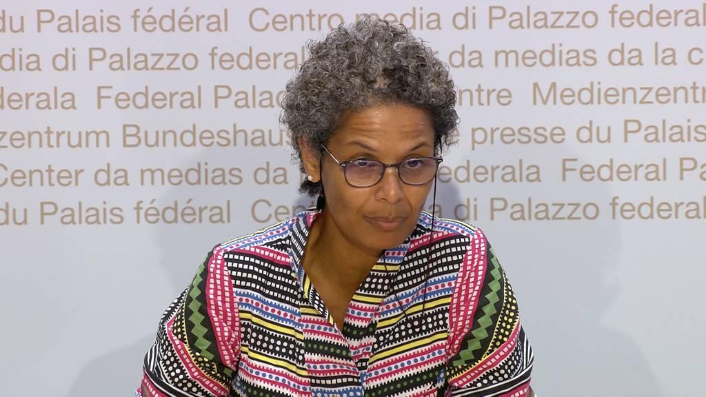 Linda Nartey: «Bisher bleibt die Situation kontrollierbar, das soll auch so bleiben»