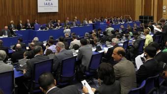 Der IAEA-Gouverneursrat in Wien