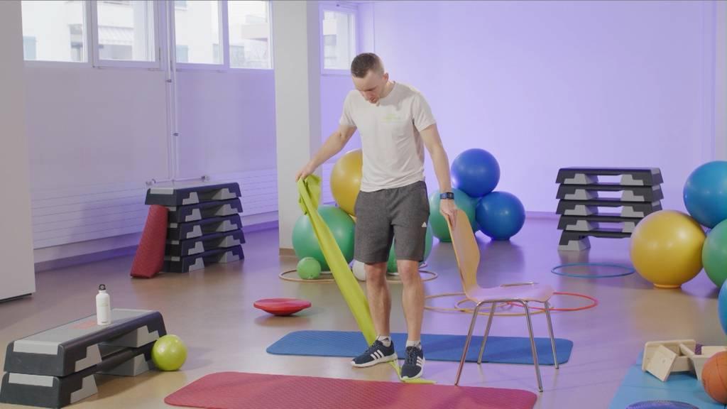 «Gymnastik im Wohnzimmer» vom 6. Oktober 2021