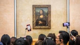 """Leonardo da Vincis """"Mona Lisa"""" ist im Louvre wieder zu besichtigen. (Archiv)"""