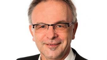 Tritt vom Amt des Bezirkspräsidenten zurück: Pierre Dalcher.