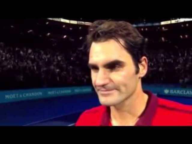 Roger Federer über seine Frau Mirka