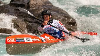 Melanie Mathys holte sich im Weltcup gleich zweimal den zweiten Rang.