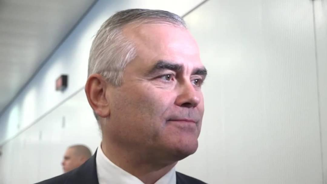 Neuer CEO der Credit Suisse nimmt Stellung
