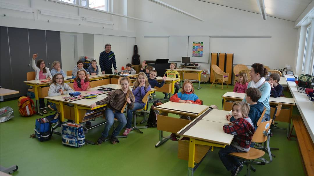 Schule Geltwil