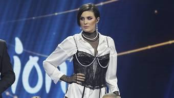 Die Sängerin Anna Korsun, alias Maruv, wird die Ukraine doch nicht am ESC 2019 vertreten. (Archivbild)