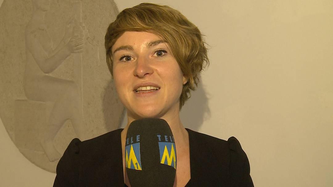 Grossrätin Irène Kälin wünscht sich von Tele M1 mehr politische Themen