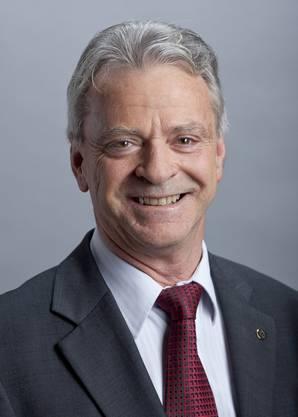 Hans Killer (SVP) stimmt für weniger Finanzausgleich für den Aargau.