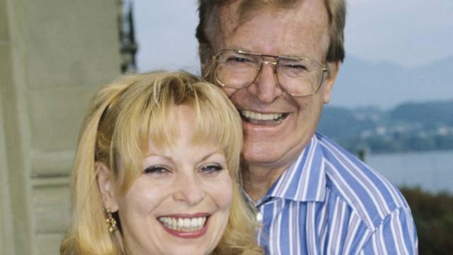 Ehepaar Osterwalder in glücklicheren Zeiten (Archivbild 1993)