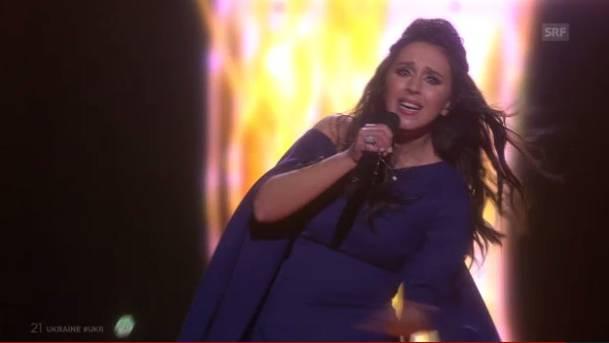 Jamala gewinnt Eurovision Song Contest