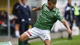 Roberto Rodriguez spielte einst für St. Gallen und wechselt jetzt in die 2. Bundesliga nach Deutschland