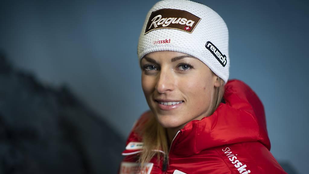 Lara Gut-Behrami Schnellste in der Qualifikation in Lech-Zürs